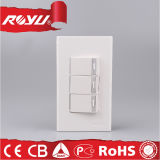 2 طريق مفتاح لوحة مفتاح, [250ف] كهربائيّة مفاتيح صاحب مصنع