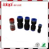 Koppeling 12/8mm voor Vezel, de Schakelaars van het Blok, HDPE de Montage van Microduct van de Buis