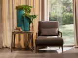 Il sofà sezionale di cuoio ha impostato per il salone (GLS-013)