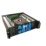 China Factory PA System 3u Professional Audio Power Amplifier