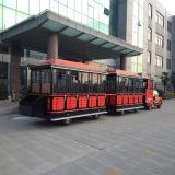Treno non cingolato elettrico turistico del parco di divertimenti (RSD-442Y-2)