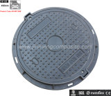 둥근 Recessed Manhole Cover 및 Frame