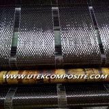 Tela unidireccional de la fibra del carbón de los 30cm 200GSM para la construcción