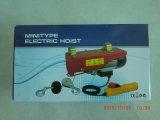 Het Mini Elektrische Hijstoestel van de kabel 110V ons Type