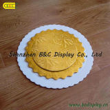 Manufacturer Gold Card Pad Round Mini Cake Boards, Cake Drums