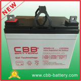 Gel-Batterie-Marinebatterie Npg35-12 der Qualitäts-12V 35ah