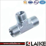 (CA) Hydraulic Equal Tees Adapter con Highquality