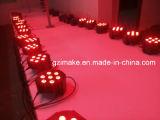 China Fabriek 12PCS 5 in-1 LEIDENE Waterdichte Verlichting van het PARI