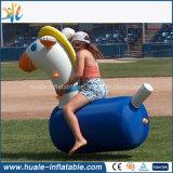 Cavallo gonfiabile gigante personalizzato da vendere il gioco gonfiabile di equitazione