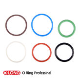 Dynamic Seal를 위한 Aflas 70 Duro Rubber O Ring
