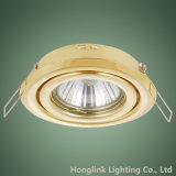 Support Downlight de lampe du montage GU10 MR16 de Downlight de plafond enfoncé par inclinaison de fabricant