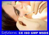 Sofiderm Hyaluronic Säure-injizierbarer Hauteinfüllstutzen für Gesichtsbehandlung knittert Finelines 2.0ml