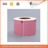Impreso colorido papel autoadhesivo etiqueta de servicio de impresión de la etiqueta engomada Rolls