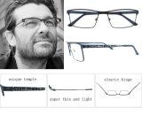Heißes Verkaufs-Brille-Rahmen-super helles Metalloptischer Rahmen für Männer