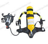 Met alle accomodatie Breathing Apparatus (SCBA) voor Firefighting