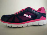 Обувь 2016 самая последняя женщин идущих ботинок