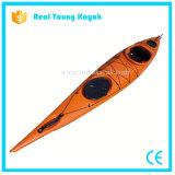 los 4.8m se sientan en el kajak Ultravioleta-Protegido canoa del mar para una persona
