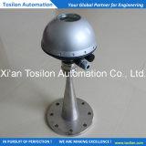 Contínuo transmissor de nível de radar para medição de nível em massa de pó