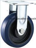 HochleistungsElastic Rubber Swivel Casters und Wheels