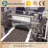 Barra da proteína da maquinaria de Gusu do alimento do petisco do GV que faz a linha