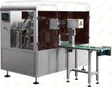 Máquina de embalagem giratória do alimento