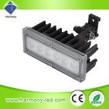 RGB impermeabile per l'indicatore luminoso del punto di selezione 6*1W LED