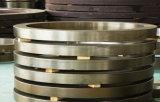鍛造材42CrMoのステンレス鋼はリングを造った