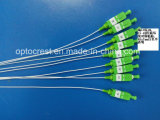 (Telecommunicatie, TFFH, CATV) 1X8 Optische PLC van de Vezel van Sc/APC Splitser