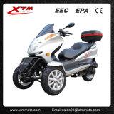 De elektrische Autoped Met gas van het Wiel 150cc 3 van het Begin Volwassen In het groot
