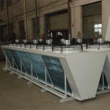 Pipe de condensateur d'ailette d'acier inoxydable d'ASTM A249