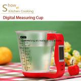 2 dans 1 échelle multi de cuisine de cuvette de mesure de Digitals de fonction