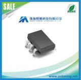 Diode d'alignement de diode de Transil de quarte pour la composante électronique de protection ESD