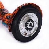 """Neueste übergrosse 10 """" zwei Räder, die treibenden Roller mit Bluetooth balancieren"""