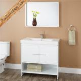 Самомоднейший шкаф ванны высокого качества твердой древесины Fed-1260