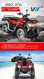 Movimentação forte elétrica ATV da roda da potência 4 da motocicleta 300cc para a motocicleta da venda (Sharp D3)