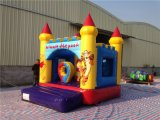 2016 Hete Verkopende Winnie Inflatable Mini Bouncy House voor Jonge geitjes