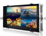 """"""" индикация LCD выскальзования квада 4k 28 с входным сигналом 4 HDMI"""