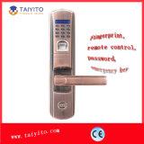 Fechamento esperto de controle remoto superior da segurança da porta de /Office do quarto do fechamento de porta de Digitas
