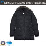 Manteau d'hiver pour rembourrage pour femmes à manches longues