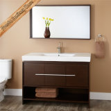 Cabinet moderne de Bath de qualité en bois Fed-1260 plein