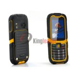 telemóvel de 3G WCDMA Rugged Waterproof com Ce (W26C)