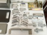 Produits architecturaux fabriqués par qualité #D82 en métal