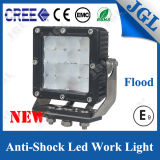 80W Automotriz Spot / Flood LED lámpara de trabajo 9 ~ 64V