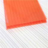 UV Hollow Polycarbonate PC Crystal Sunshine Sheet