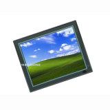 15 átomo industrial D2550 de la PC del panel de Fanless IP65 de la pantalla táctil de la pulgada LED