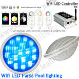 Onderwater PC 12V RGB van LED Swimming Pool Light PAR56 Bulb Lamp met Remote