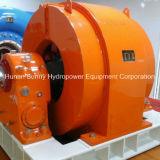 フランシス島のハイドロ(水)タービン発電機中型容量1000~9000kw/の水力電気のタービン