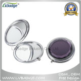 Qualitäts-kompakter Spiegel mit Diamanten
