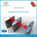 Cancello ottico della barriera della falda dei cancelli girevoli del LED con l'ala di vetro organico