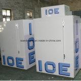 420 Liter sackten Eisspeicher-Sortierfach in der Tankstelle ein